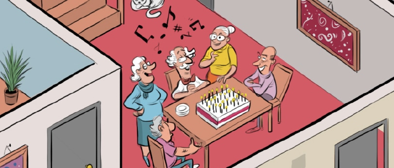 So Happy Together: Shared Living in Retirement