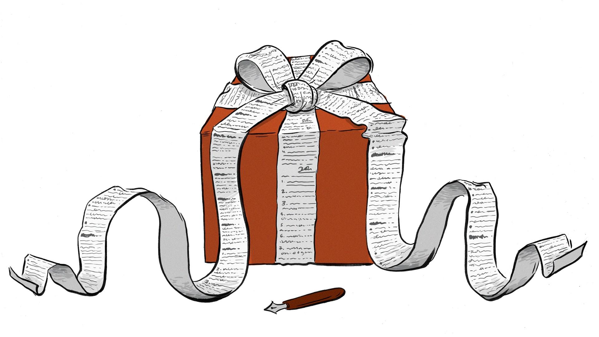 cash give family Deed of gift Headline Image - TD MoneyTalk Life