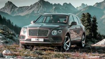 Luxury SUVs:  A New Class