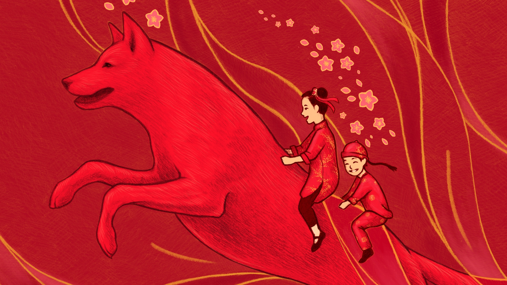 A New Year, A New You — Gung Hay Fat Choy! (Traditional Chinese)