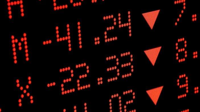 Stocks Selloff Over Chinese Tariffs