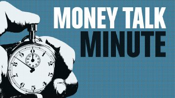 MoneyTalk Minute: Your Scholarship and Taxes