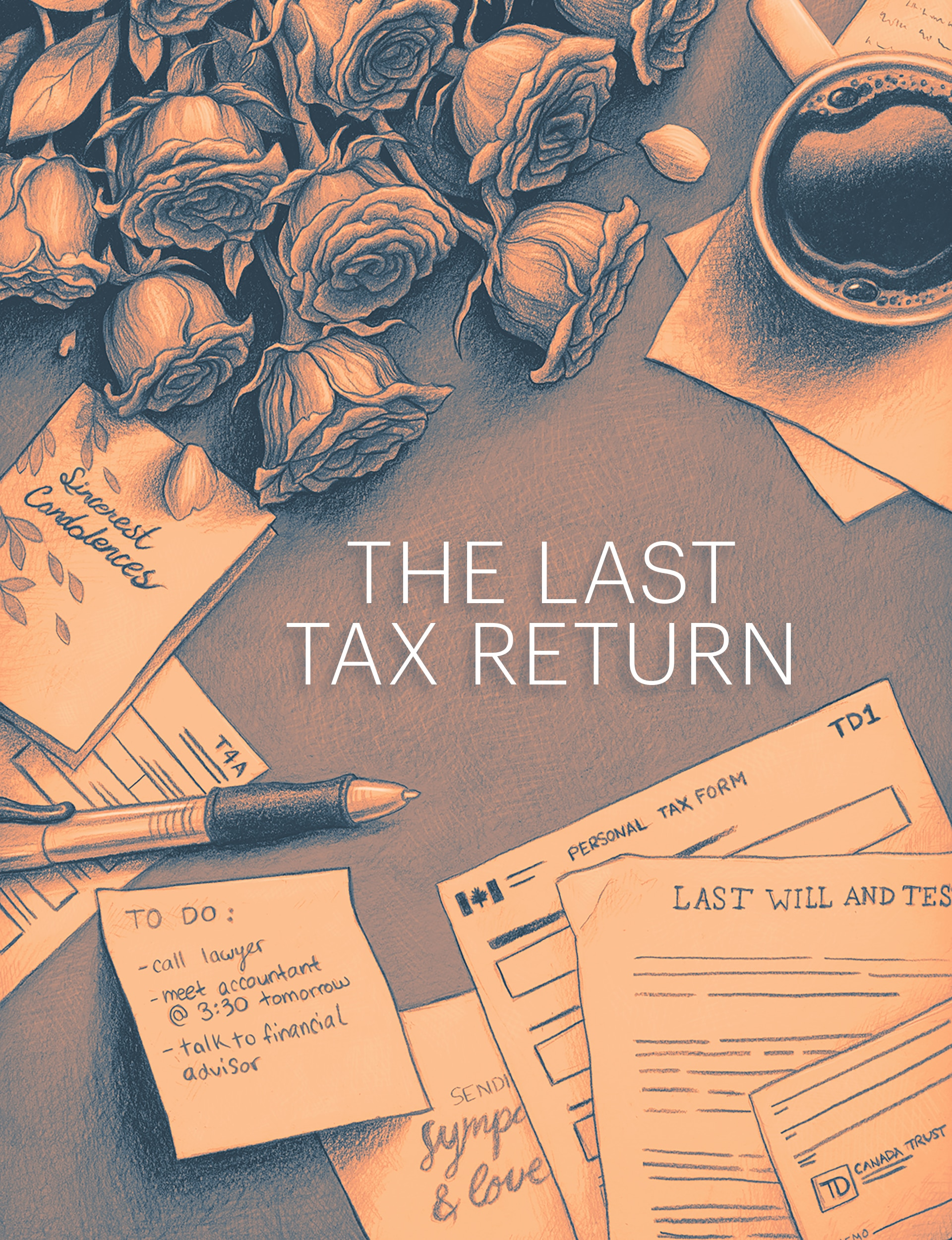 The Last Tax Return