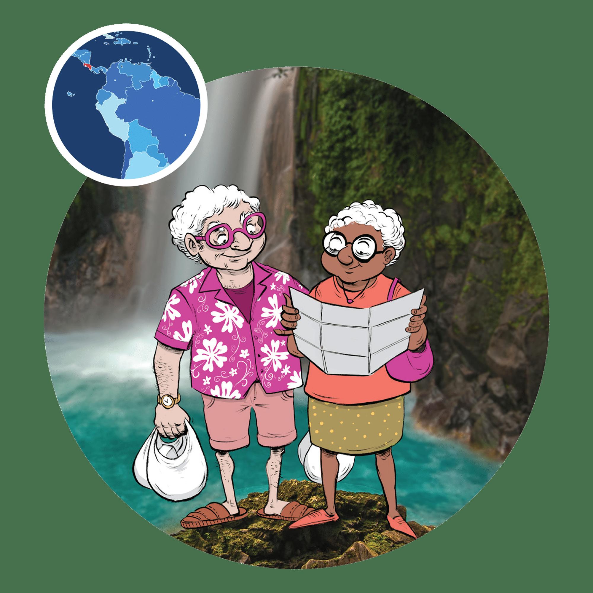 Five Dream Retirement Spots