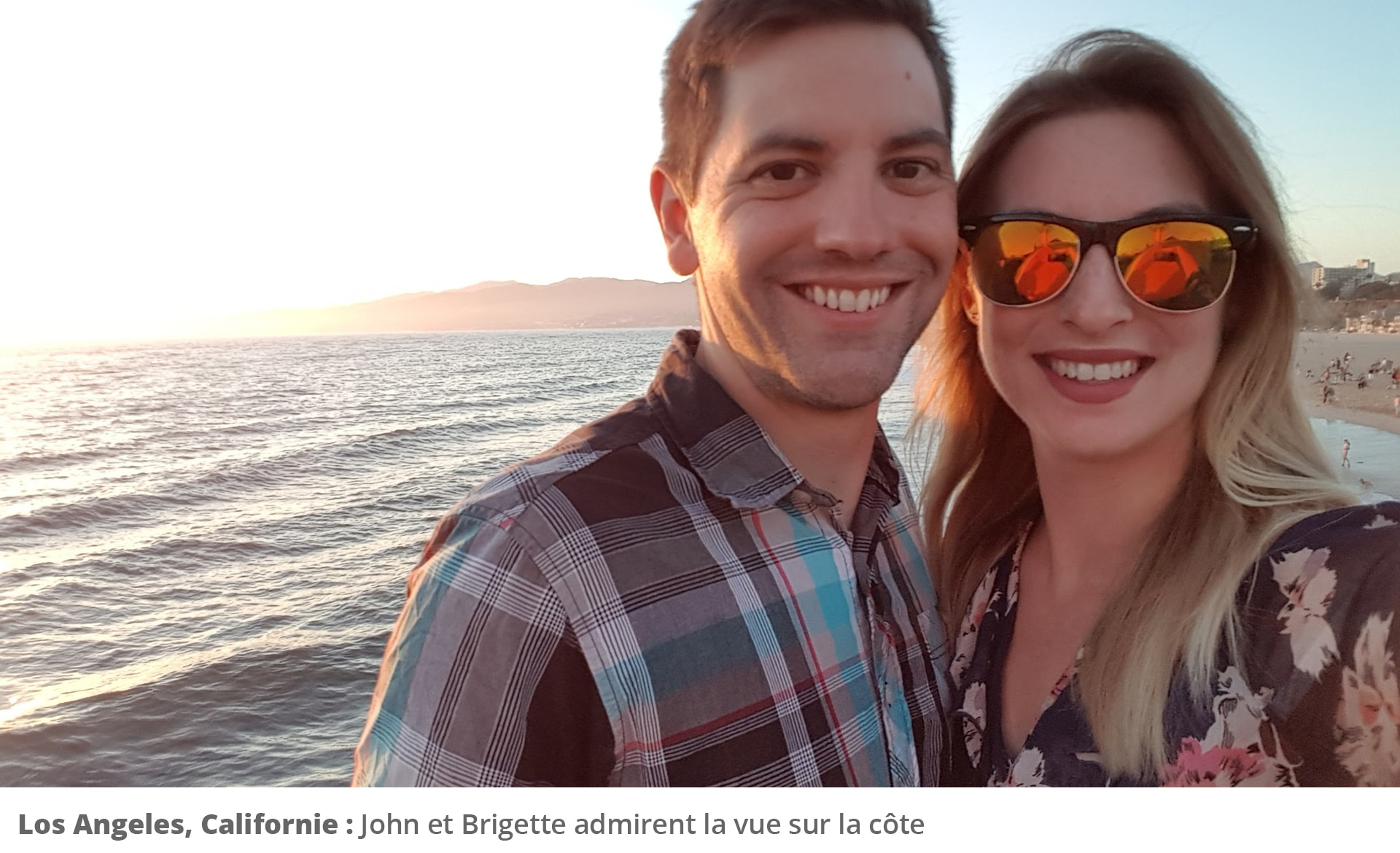 Picture of smiling couple
