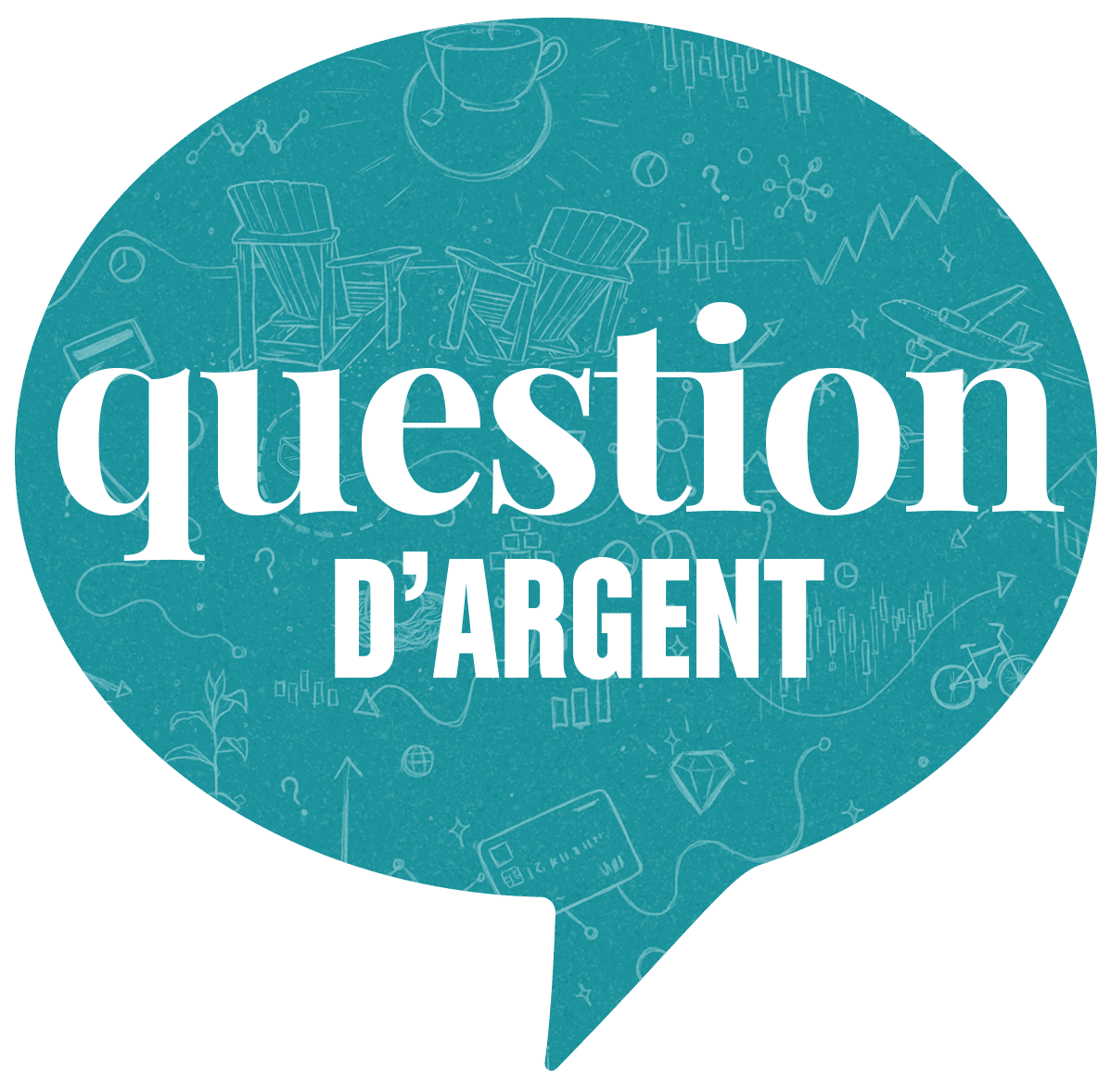 Question d'argent logo