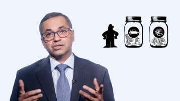 The jam jar theory of finance