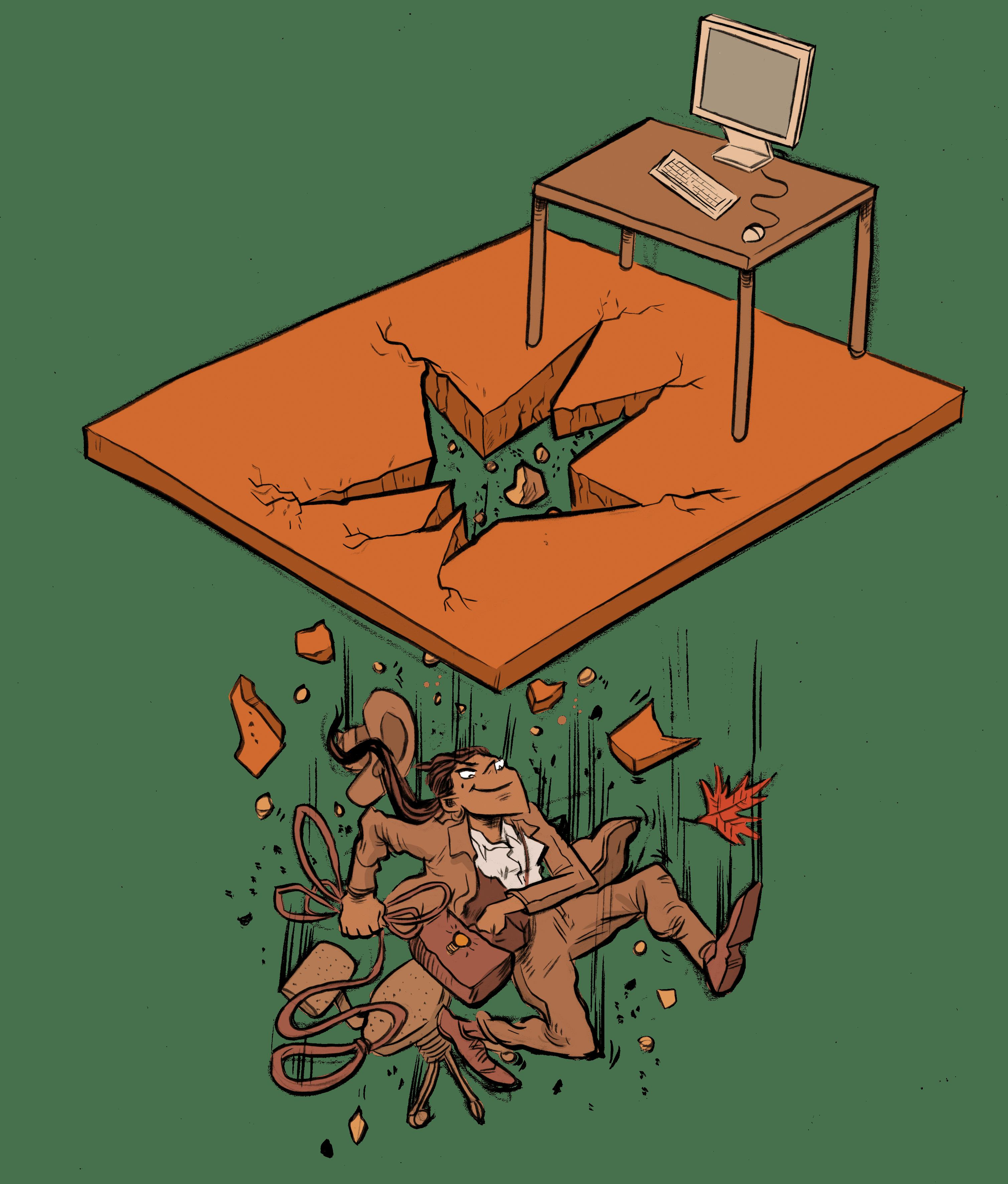 Surviving a financial catastrophe