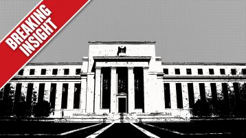 Fed holds rates steady, but monitoring international developments