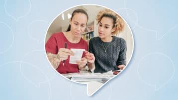 Parlons Argent : Devrais-je ouvrir un compte conjoint avec un de mes parents?