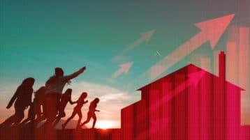 U.S. housing a bright spot amid pandemic