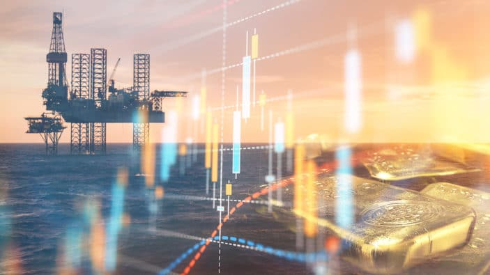 Oil and gold: risks and rewards