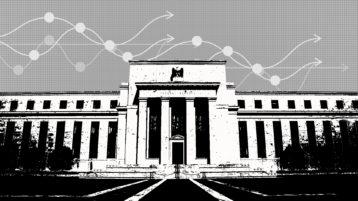 La Fed estime que l'accélération de l'inflation sera temporaire et maintient ses taux d'intérêt.
