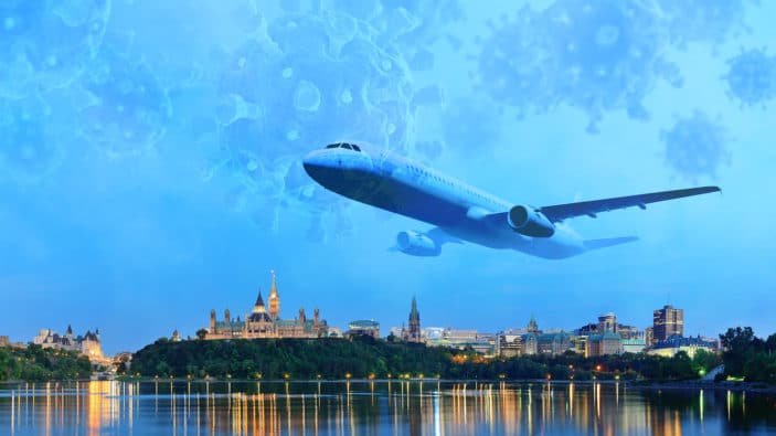 Will shares of Canada's largest airline take off after the federal bail out?
