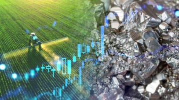 The 2021 great commodities boom: Metals, crops and energy prices rise