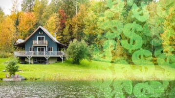 Passing on the cottage part one: One big family asset