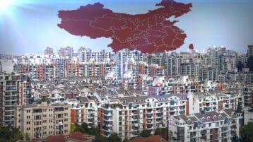 En difficulté, le géant chinois de l'immobilier provoque un repli mondial