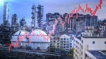Marchés chinois fluctuants : flambée des prix de l'énergie, répression technologique, pénurie de liquidité immobilière