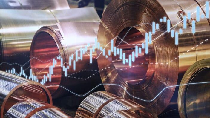 Cuivre : stocks réduits, prix quasi record. La remontée durera-t-elle?